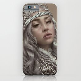You should see me in a crown iPhone Case