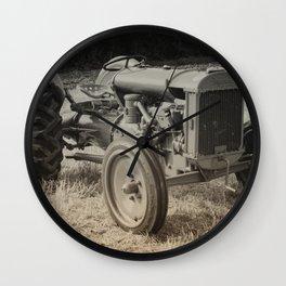 Early Fergie Wall Clock
