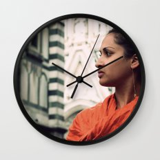 I Married UP! Wall Clock