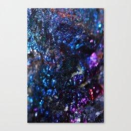 Bornite mineral Canvas Print