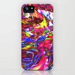 Fluid Painting  iPhone Case
