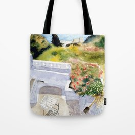 Greek Memories No. 6 Tote Bag