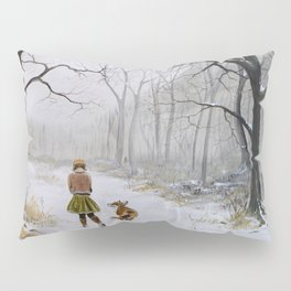 By Your Side Pillow Sham