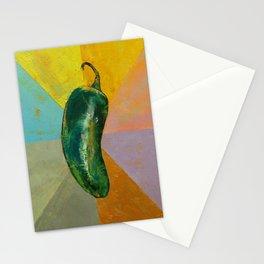 Jalapeño Stationery Cards