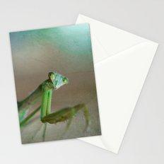 Praying Mantis Stationery Cards