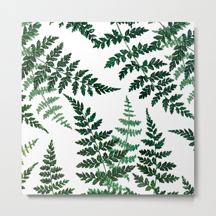 Botanical Bliss #society6 #decor #buyart Metal Print