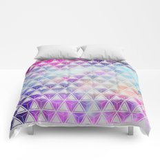 Geo Dream Three Comforters