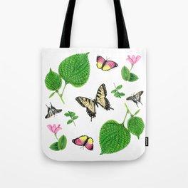 Ode to Springtime Tote Bag