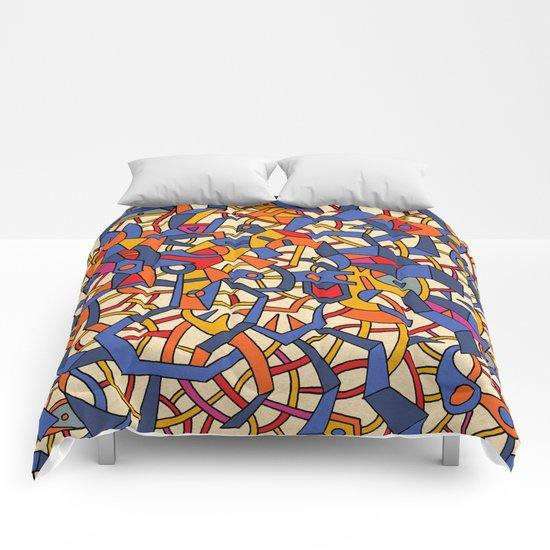 - sea in a sugar storm - Comforters