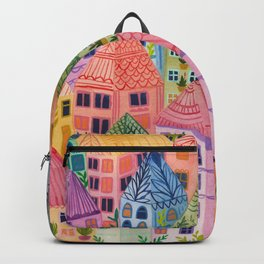 Summer City Backpack