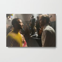 Sebastian and Keith Metal Print