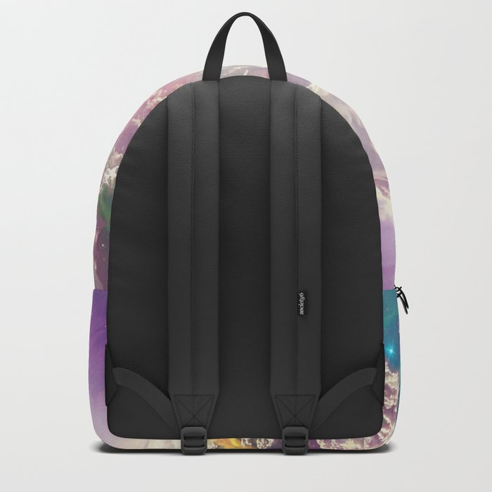 Clouds #galaxy Backpack