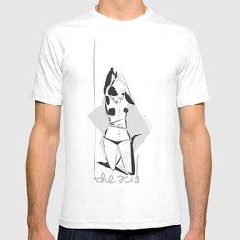 The acid - emilie Record T-shirt