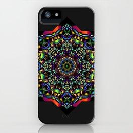 Geometrica VVXC iPhone Case