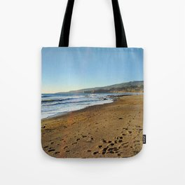 Sandy Shores Tote Bag