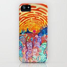 Little Creatures iPhone Case