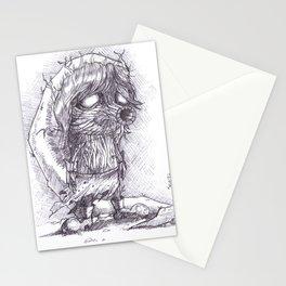 The Legend of Zelda Majora's Mask - Deku Link Stationery Cards