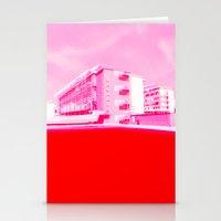 bauhaus Stationery Cards featuring Bauhaus · Das Bauhaus 5 by Marko Köppe