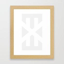 plain.exe Framed Art Print