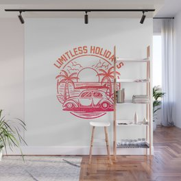 Limitless Holidays Wall Mural
