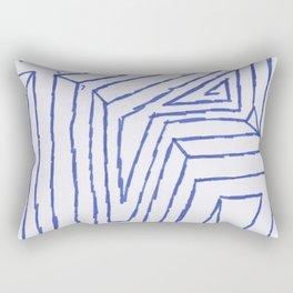 PowerLines 4 Rectangular Pillow