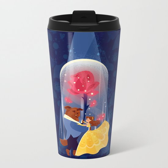 Be Our Guest Metal Travel Mug