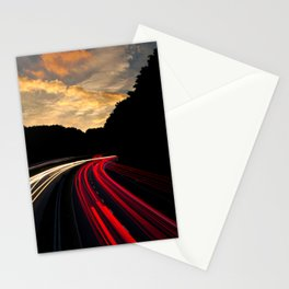Highway to Adventure Stationery Cards