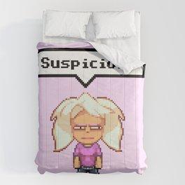 Julieta Chibi - Smile - Dialog Box - Suspicious Comforters