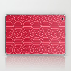 giving hearts giving hope: red hex Laptop & iPad Skin