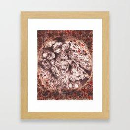 Corpse Blossoms Framed Art Print
