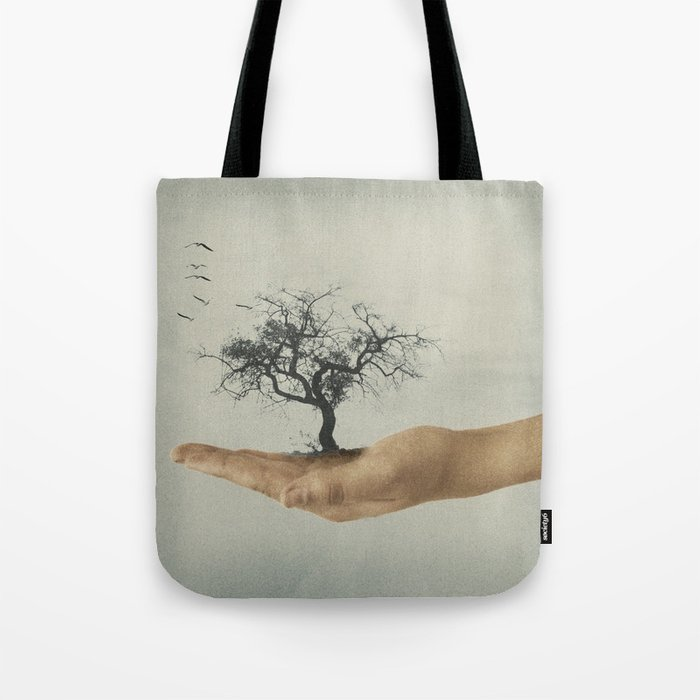 It's all in your mind Tote Bag