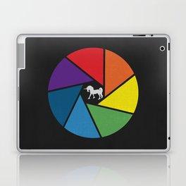 Capture The Unicorn Laptop & iPad Skin