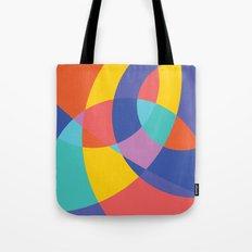 Geometric Beach Ball 1 Tote Bag