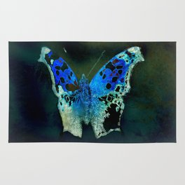Broken Butterfly  Rug