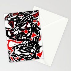 Rampage! Stationery Cards