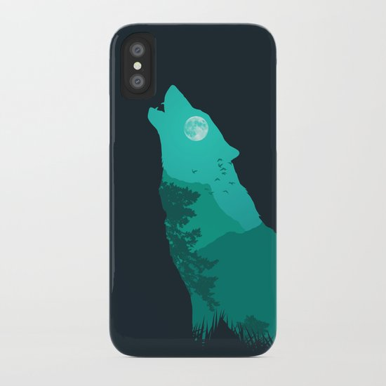 The Sound Of Nature iPhone Case