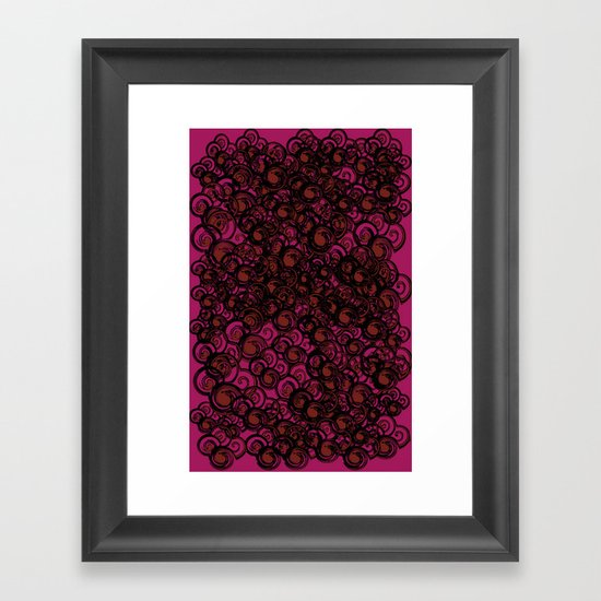 modern Framed Art Print