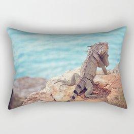 Cliffhanger Rectangular Pillow