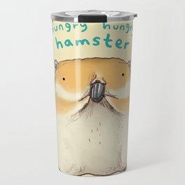 Hungry Hungry Hamster Travel Mug