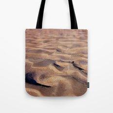 Desert Waves Tote Bag