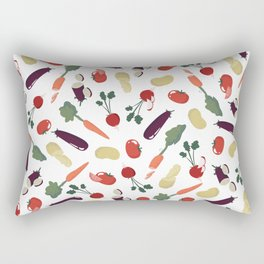 Vegetable Rectangular Pillow