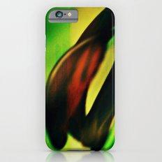Moving closeup iPhone 6s Slim Case