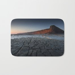 Nash Point Heritage Coastline Bath Mat