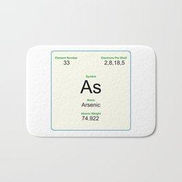 33 Arsenic Bath Mat