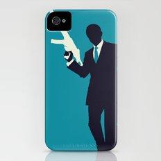 Minimalist Bond: Quantum of Solace Slim Case iPhone (4, 4s)