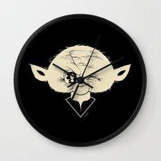Starwars Yoda - May The Force Be With U Wall Clock