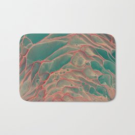 Marble Rose2 Bath Mat