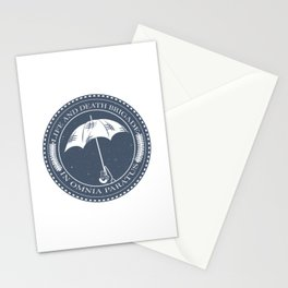 The Life and Death Brigade Stationery Cards