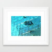 voyage Framed Art Prints featuring Voyage by Paul Kimble