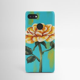 Yellow Rose Android Case
